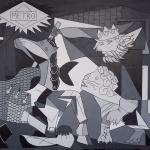 """""""Guernica las bestias sueltas de Madrid"""""""