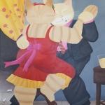 """""""Los gato bailarines"""""""