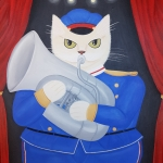 """""""El gatomúsico"""""""
