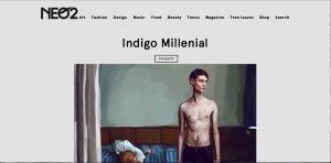Indigo millenial Neo2